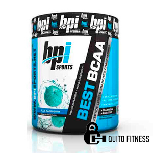 BEST BCAA AMINO BLUE RASPBERRY 300GR