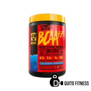 MUTANT BCAA 9,7 HALF& HALF - PEACH ICED